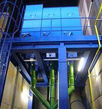 Costruzione modulare Herding HSL zincatura a caldo di parti di acciaio