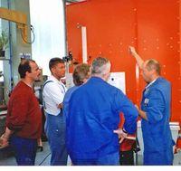 Addestramento in sede o presso l'impianto del cliente